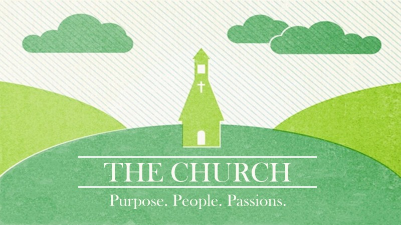 The Church: Its Passions